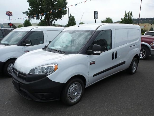New 2018 Ram ProMaster City TRADESMAN CARGO VAN Cargo Van for sale in The Dalles