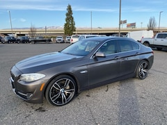 Buy a 2013 BMW 5 Series 550i Car in The Dalles, OR