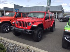New 2019 Jeep Wrangler UNLIMITED RUBICON 4X4 Sport Utility in The Dalles