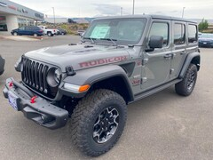 New 2020 Jeep Wrangler UNLIMITED RUBICON RECON 4X4 Sport Utility 1C4HJXFN0LW262534 in The Dalles