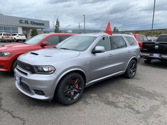 New 2018 Dodge Durango SRT AWD Sport Utility in The Dalles