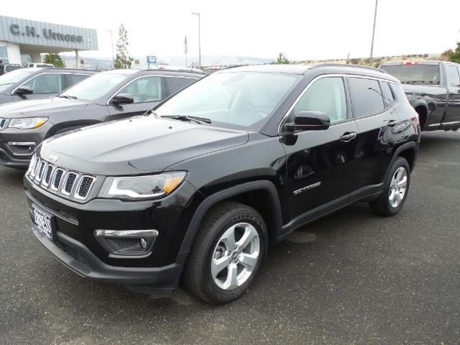 New 2017 Jeep Compass LATITUDE 4X4 Sport Utility for sale in The Dalles