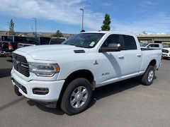 New 2019 Ram 2500 BIG HORN CREW CAB 4X4 6'4 BOX Crew Cab in The Dalles