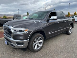 Buy a 2019 Ram 1500 Limited Cab; Crew; Short Bed in The Dalles, OR