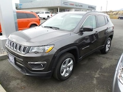 New 2017 Jeep Compass LATITUDE 4X4 Sport Utility in The Dalles