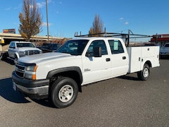 Buy a 2006 Chevrolet Silverado 1GBHC33DX6F123647 in The Dalles, OR