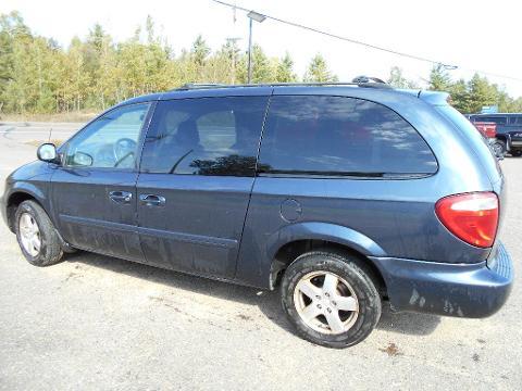 2007 Dodge Grand Caravan SXT Passenger Van