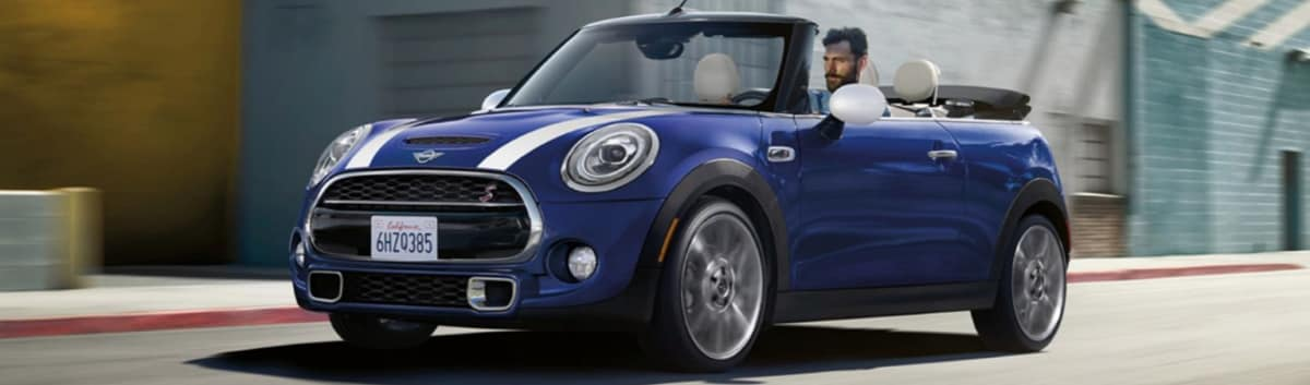 2020 MINI Convertible Lease and Finance Offers | Cincinnati MINI