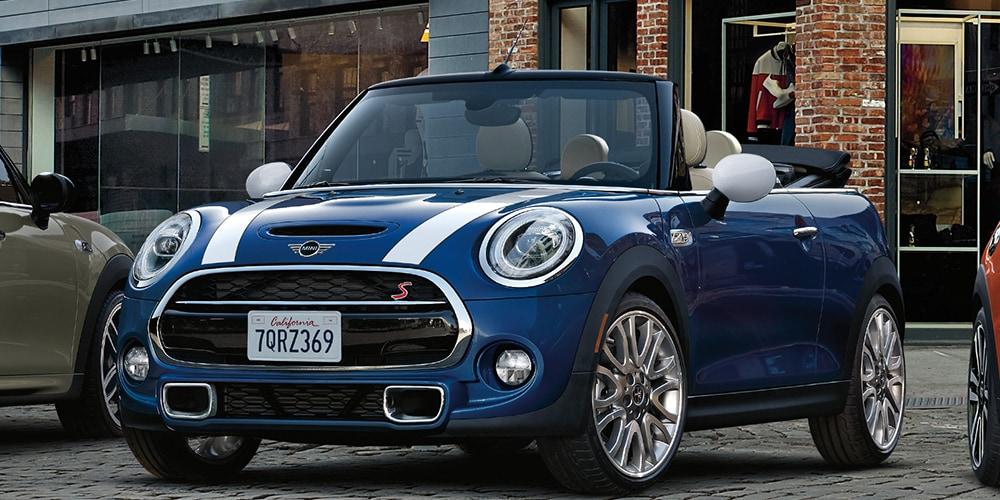 New Mini Convertible Cincinnati Mini