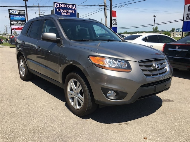 2011 Hyundai Santa Fe GL Sport AWD V-6 | Leather interior | Bluetooth SUV