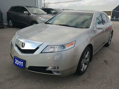 2011 Acura TL Base | AWD | Leather | Sunroof Sedan