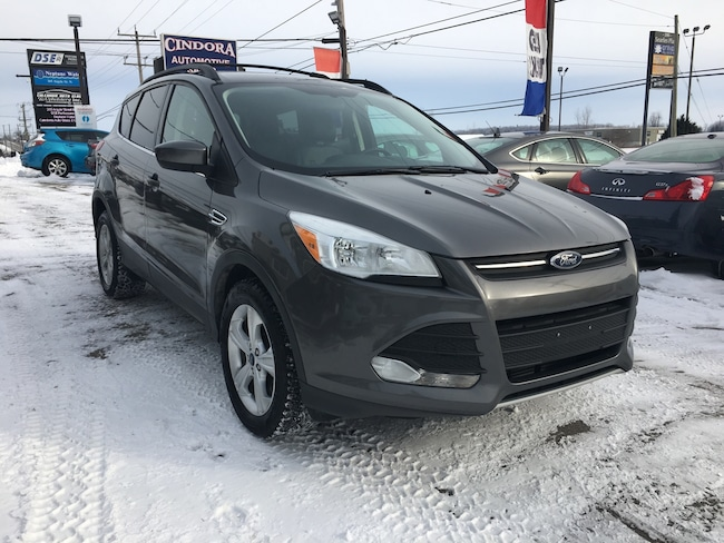 2014 Ford Escape SE | 4x4 | Navigation | Leather | Heated Seats SUV