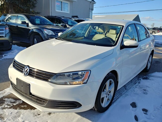 2011 Volkswagen Jetta TDI Highline Sedan