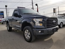 2016 Ford F-150 XL | Sport 4x4 Dual Exhaust Regular Cab