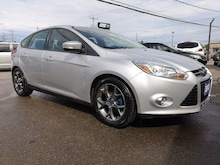 2013 Ford Focus SE ECOBOOST BLUETOOTH Sedan