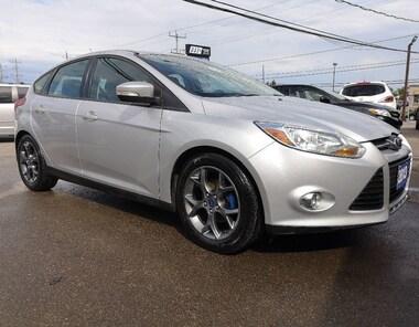 2013 Ford Focus SE ECOBOOST BLUETOOTH Sedan