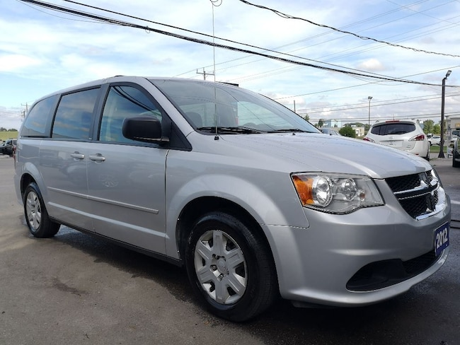 Used 2012 Dodge Grand Caravan For Sale Caledonia On