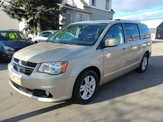 2012 Dodge Grand Caravan Crew |  Van