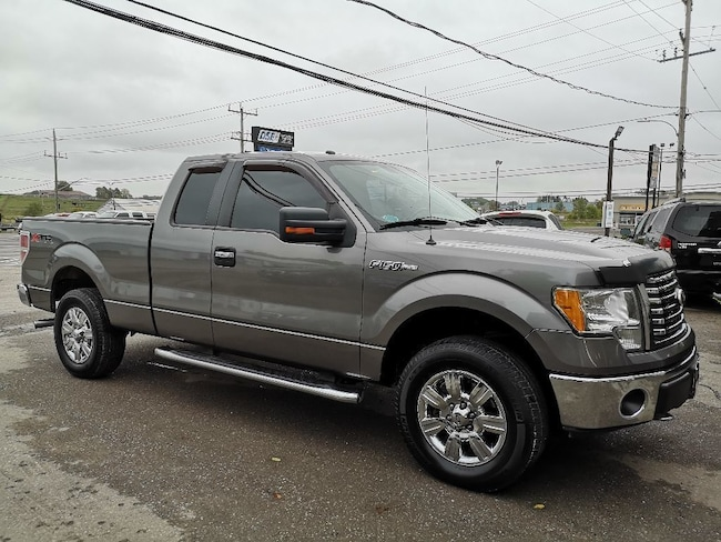 2010 Ford F-150 XL 4X4   Bluetooth   Tinted windows Extended Cab