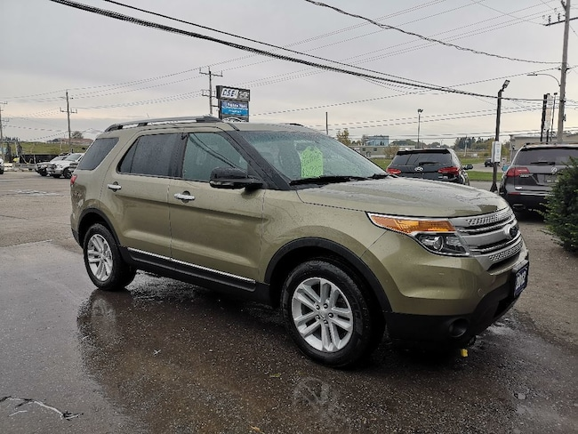 2012 Ford Explorer XLT | LEATHER 7 PASSENGER SUV