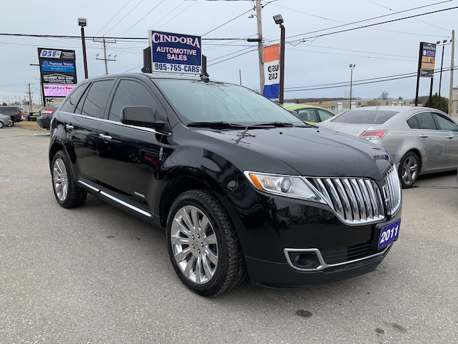2011 Lincoln MKX Limited SUV