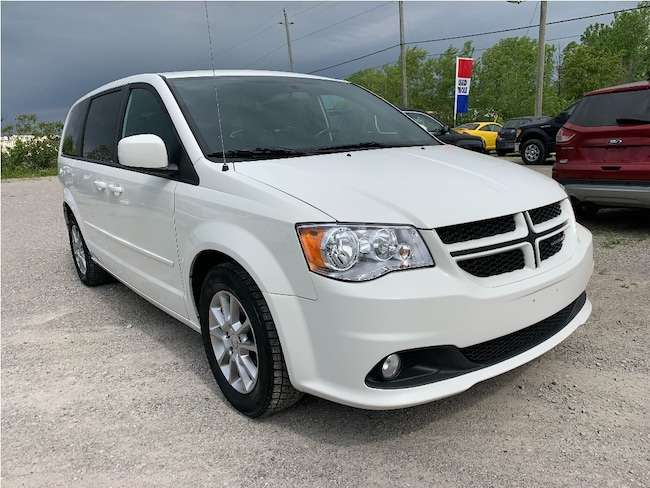 2013 Dodge Grand Caravan R/T | Leather, Power Sliding Doors Minivan