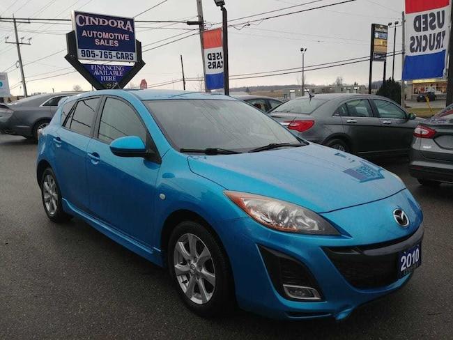 2010 Mazda Mazda3 GS | Bluetooth | A/C | Cruise Control Hatchback
