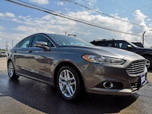 2013 Ford Fusion SE | Bluetooth | Leather interior Sedan