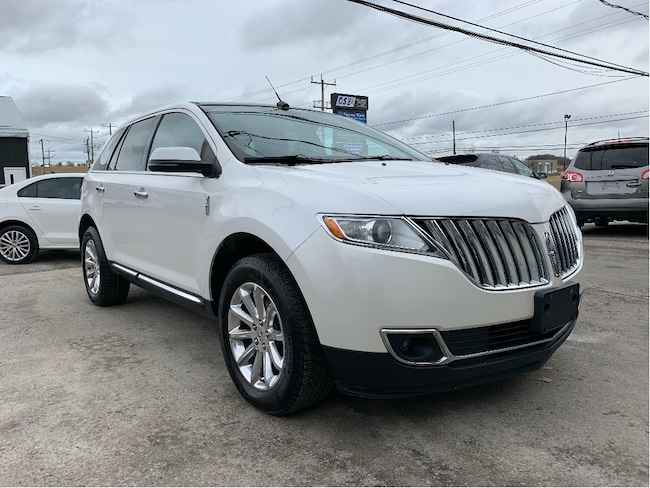 2013 Lincoln MKX Base | AWD | Panoramic Sunroof | Remote Start SUV