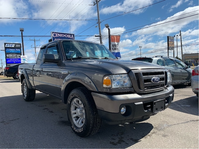 2010 Ford Ranger Sport | 4x4 | Power Options | Cruise Control Extended Cab