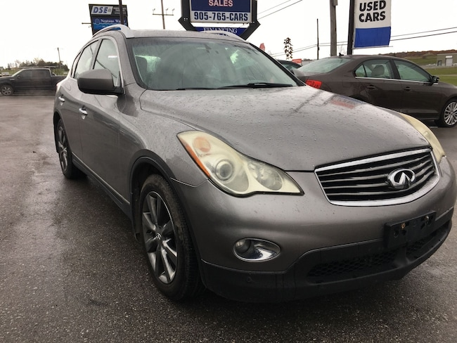 2009 INFINITI EX35 Luxury | AWD | Leather | Power Sunroof SUV