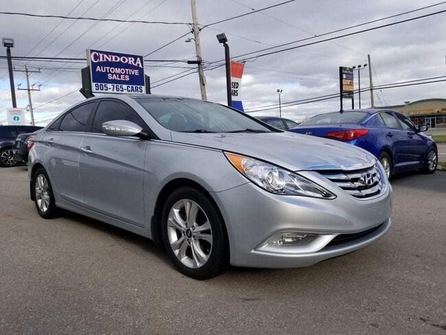 2012 Hyundai Sonata Limited | Sunroof | Leather | Heated Seats Sedan