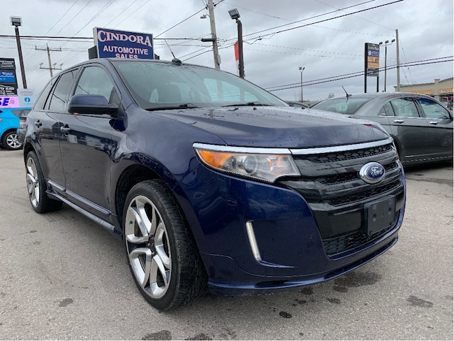 2011 Ford Edge Sport | AWD | Navigation | Leather SUV
