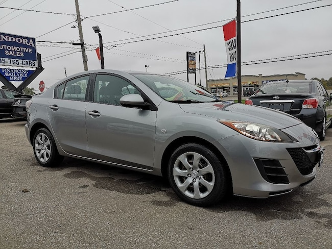 2010 Mazda Mazda3 GX | Keyless entry | A/C Sedan