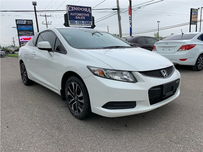 2013 Honda Civic Coupe LX | Sunroof, Rearview Camera, Heated Seats Coupe