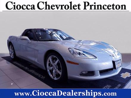 2009 Chevrolet Corvette w/1LT Coupe
