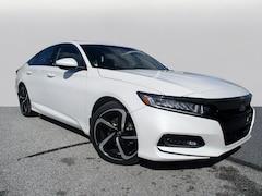 new 2020 Honda Accord Sport 1.5T Sedan muncy near williamsport pa