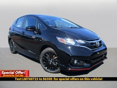 new 2020 Honda Fit Sport Hatchback muncy near williamsport pa