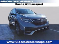 new 2021 Honda CR-V Hybrid Touring SUV muncy near williamsport pa