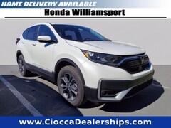 new 2020 Honda CR-V EX-L AWD SUV muncy near williamsport pa