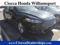 2013 Ford Fusion SE Sedan for sale in Muncy PA