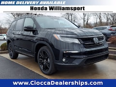 2021 Honda Pilot Black Edition AWD SUV for sale in Muncy PA