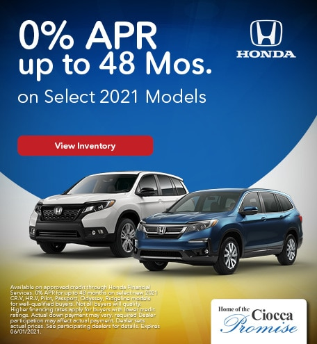 0% APR up to 48 Mos.