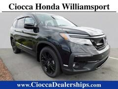 new 2020 Honda Pilot Black Edition AWD SUV muncy near williamsport pa