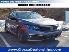 2021 Honda Civic EX-L Sedan for sale in Muncy PA