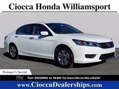 2014 Honda Accord LX Sedan for sale in Muncy PA