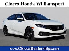 new 2020 Honda Civic Sport Sedan muncy near williamsport pa