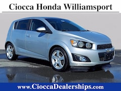 2014 Chevrolet Sonic LTZ Auto Hatchback for sale in Muncy PA