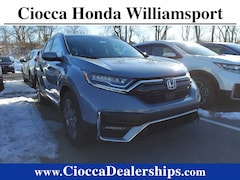 new 2021 Honda CR-V Hybrid Touring SUV muncy near williamsport pa