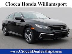 new 2020 Honda Civic LX Sedan muncy near williamsport pa